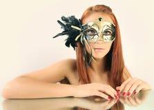 Happy mask Royalty Free Stock Photo