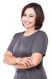 Happy mature business women Stock Image