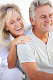 Happy mature couple Royalty Free Stock Photos
