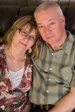 Happy mature couple. Royalty Free Stock Images