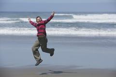 Happy Me! Stock Photography