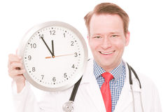 Happy medical time Royalty Free Stock Photo