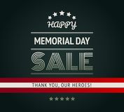 Happy Memorial Day Sale military green background vector vector illustration
