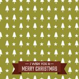 Happy merry christmas Stock Image