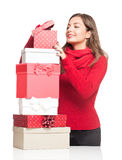 Happy merry Christmas. Royalty Free Stock Photos