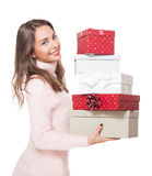 Happy merry Christmas. Royalty Free Stock Images