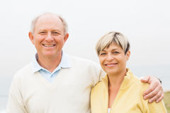Happy middle aged couple Royalty Free Stock Photo