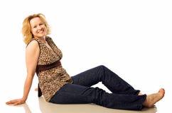 Happy mom Royalty Free Stock Photo
