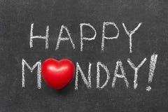 Happy Monday Stock Image