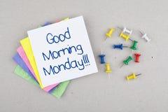 Happy Monday Morning Royalty Free Stock Image