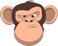 Happy monkey Stock Images