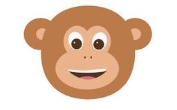 Happy monkeys stock photography