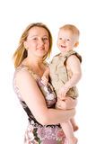 Happy Mother Royalty Free Stock Photo