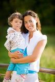Happy mother Stock Photos