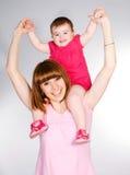 Happy mother Stock Photo