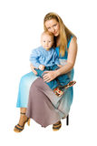 Happy Mother Stock Photography
