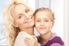 Happy mother and child Royalty Free Stock Image