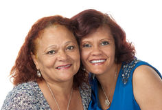 Happy mother and daughter Royalty Free Stock Images