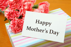 Happy mother day concept Stock Photography