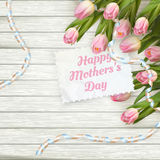 Happy mother day. EPS 10 Stock Images