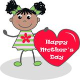 Happy mother´s day vector illustration
