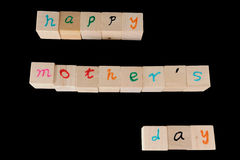 Happy mother's day Royalty Free Stock Photography