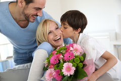 Happy Mother S Day Stock Photos