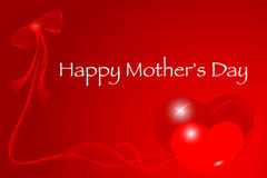 Happy Mother's day card Royalty Free Stock Photography