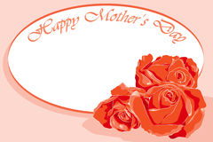 Happy Mother's Day Card Stock Photos