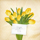Happy mother s day. EPS 10 Stock Images