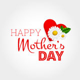 Happy Mother's Day Stock Photography