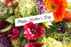 Happy Mother`s Day,  Greeting Card Stock Photos
