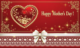 Happy Mother`s Day Stock Images