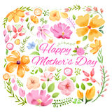 Happy Mother's Day Stock Photo