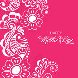 Happy Mother's Day. Royalty Free Stock Photo