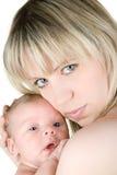 Happy motherhood Stock Images