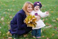 Happy motherhood Royalty Free Stock Image