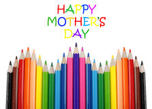 Happy mother�s day Royalty Free Stock Image