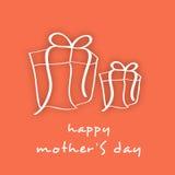 Happy Mothers Day celebration. Stock Photos