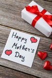 Happy mothers day Royalty Free Stock Photos