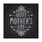Happy Mothers Day Card Stock Photos
