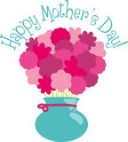 Happy Mothers Day! Stock Photos