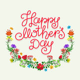 Happy Mothers Day Stock Images