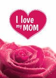 Happy mothers day vector Stock Photos