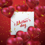 Happy Mothers Day. Royalty Free Stock Photos