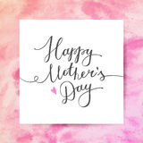 Happy mothers day Stock Photos