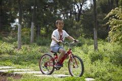 Free Happy Mountain Bike Rider Stock Images - 174276614