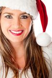 Happy Mrs Claus Stock Image