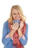 Happy mug Stock Photos