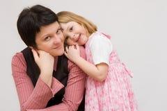Happy mum Stock Photo